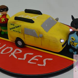 only fools and horses cake