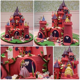 Princesses in the Castle
