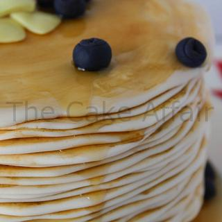 Any one for some pancakes?