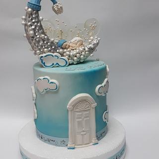 Cake de luna - Cake by Nurisscupcakes