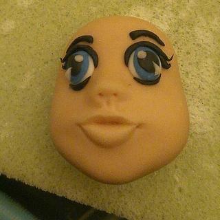 face...work in progress