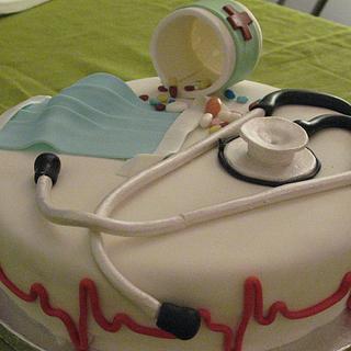 Is fibrillating?;-) - Cake by Roberta Romano