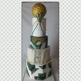 #weddingcake - Cake by Bhawan Deep  Kaur