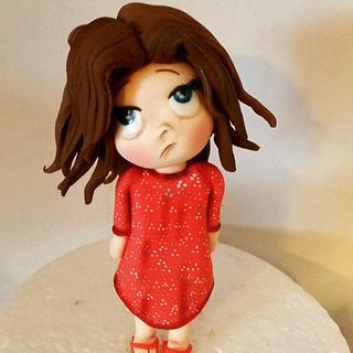 My doll!! - Cake by Lara Costantini