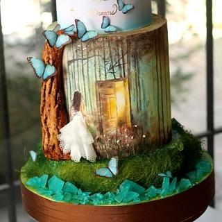 Belive in your DREAMS...Cake
