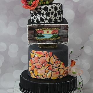 Wedding Cake - Cake by Ruchi Gupta Cookery Classes