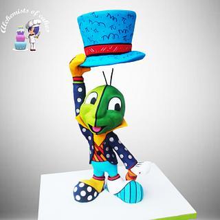 Jiminy Cricket!!!!