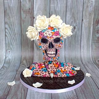 Sugar Skulls Collaboration 2016 - my contribution