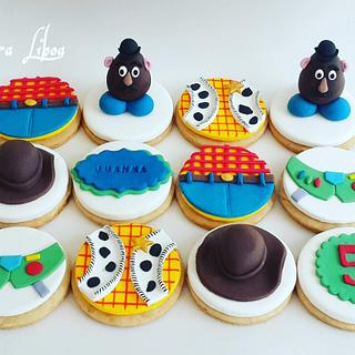 Cookies Toy Story