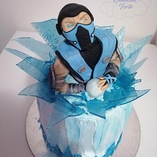 Sub-Zero cake - Cake by Jelena Brkljac