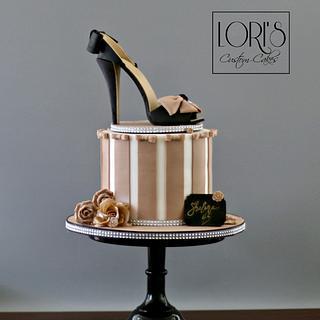 Stiletto cake