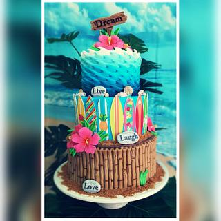 Summer dreams - Cake by Sweet Mania