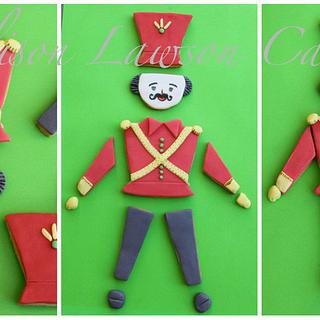 Nutcracker Cookie Puzzle