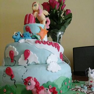Torta my little pony - Cake by dolcitentazioni