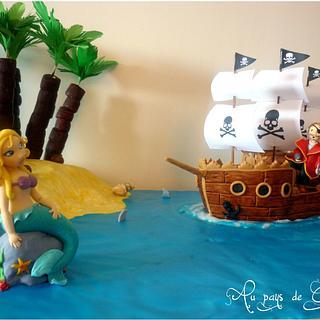 Pirate in danger!