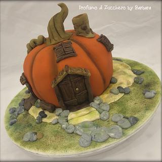 The enchanted pumpkin