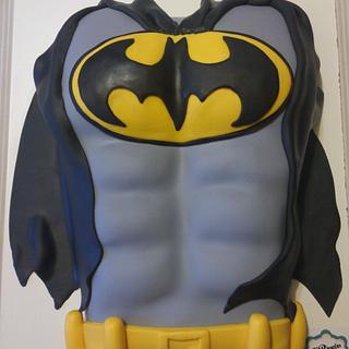 Batman Cake - Cake by Maria Eugenia Matamoros Angarita