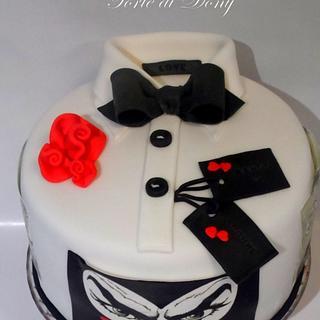 Man Cake ^^