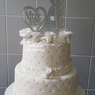 First weddingcake