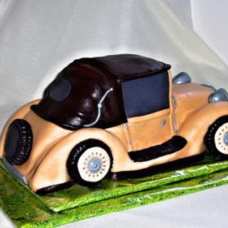 Cake car Tatra