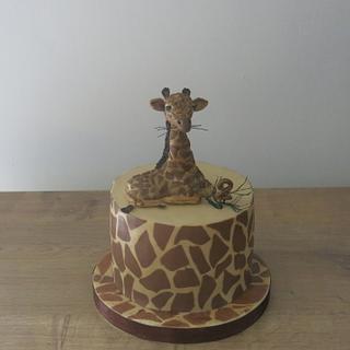 The Giraffe Cake