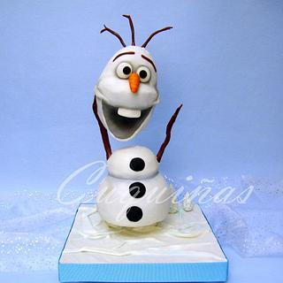 Olaf (My head!!)