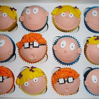 Rugrats! - Cake by Jeanette