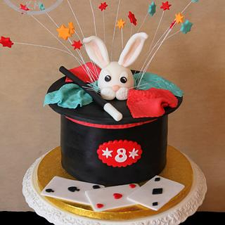 Cake for Little Magician  - Cake by Tynka