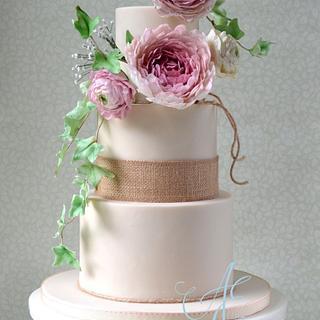 Jill - Cake by Amanda Earl Cake Design