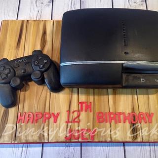 PS3 Cake
