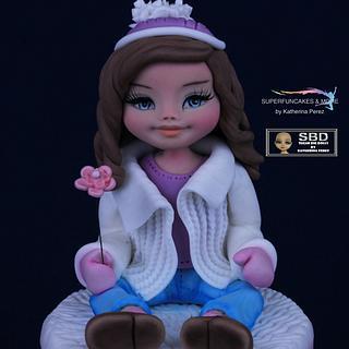 Alba sugar doll