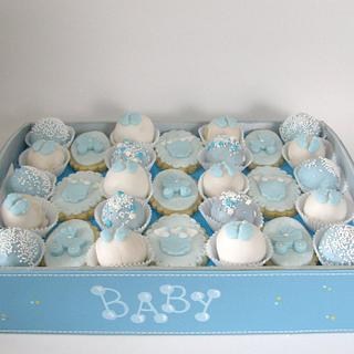 New Baby Gift Package - Cake by Cheryl