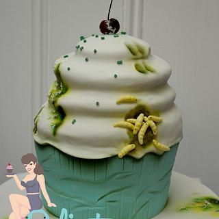Old Mouldy Cupcake... EEWW
