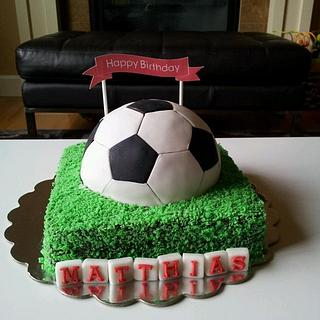 Ball cake - Cake by Reni Hendra