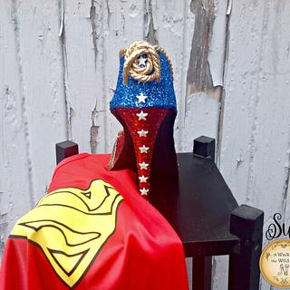 Every woman is a Wonder Woman!