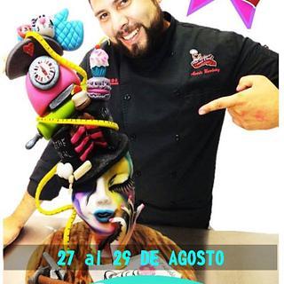 Tower Cake Art Designer