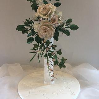 Sugar Bridal Bouquet