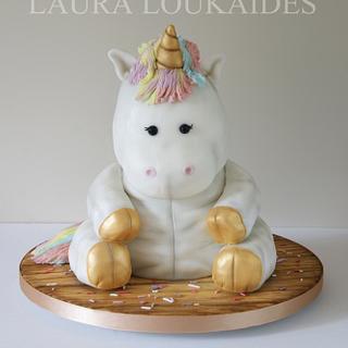 Sprinkles the Toy Unicorn