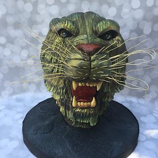 King Midas Tiger (turning into gold or turning back)
