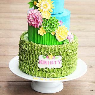 Kristy Cake
