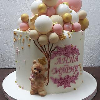 Little Princess's Cake