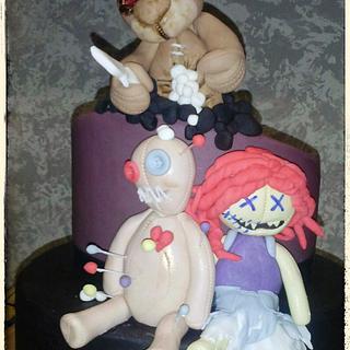 zombieBear - Cake by Cristiana Ginanni