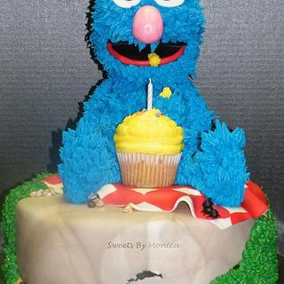 Grover's Birthday Picnic