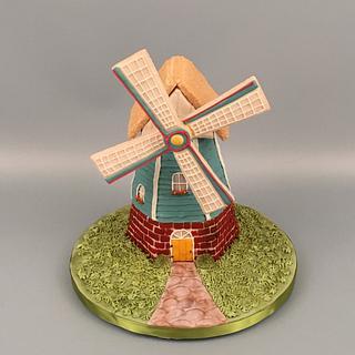 Windmill (Showpiece)