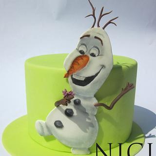 Spring for Olaf