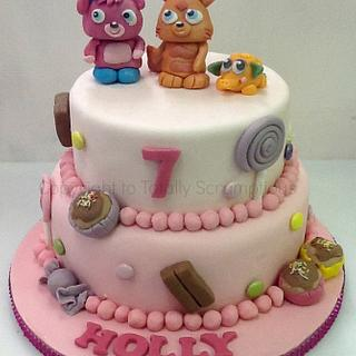 Moshi Monster Sweetie Cake