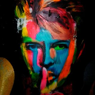 David Bowie - Cake by mamgi