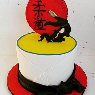 judo cake