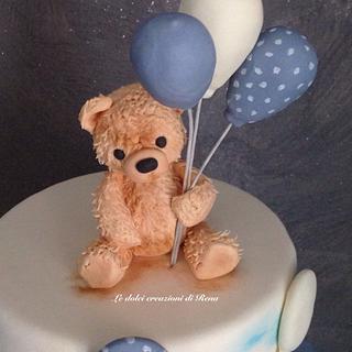 Birth cake - Cake by Le dolci creazioni di Rena