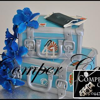 Around the world :) - Cake by Comper Cakes